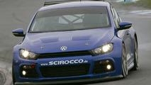 Volkswagen Scirocco race version