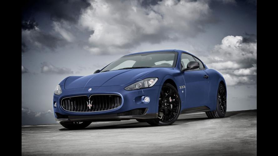 Maserati GranTurismo S Limited Edition