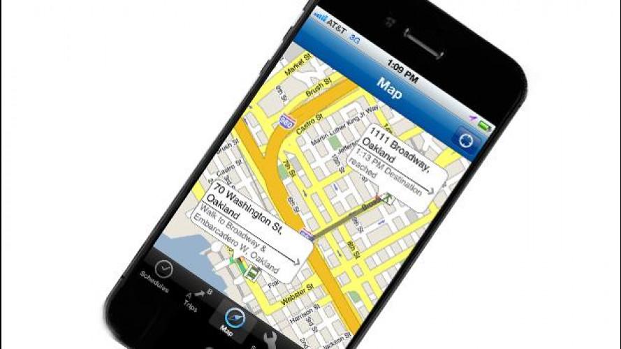 Apple si prepara ad abbandonare le Google Maps