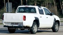 Volkswagen Robust Pick-Up Spied Again