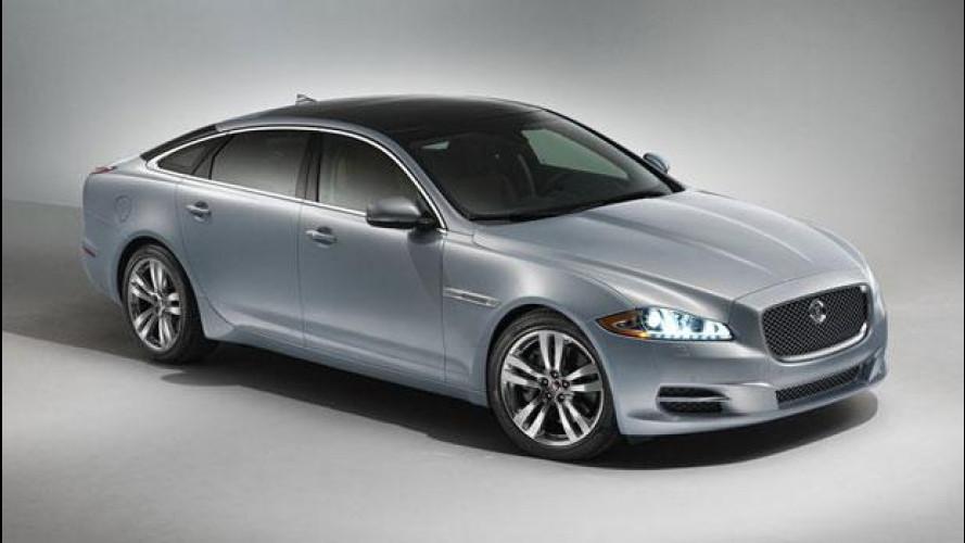 Jaguar XJ MY2014