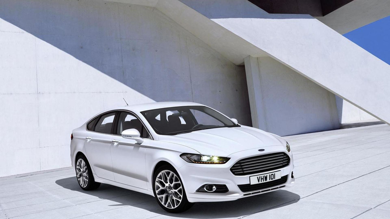 Ford Mondeo 2018