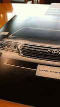 Toyota Land Cruiser facelift leaked? - 1.12.2011