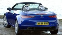 New Alfa Romeo Spider on Sale (UK)