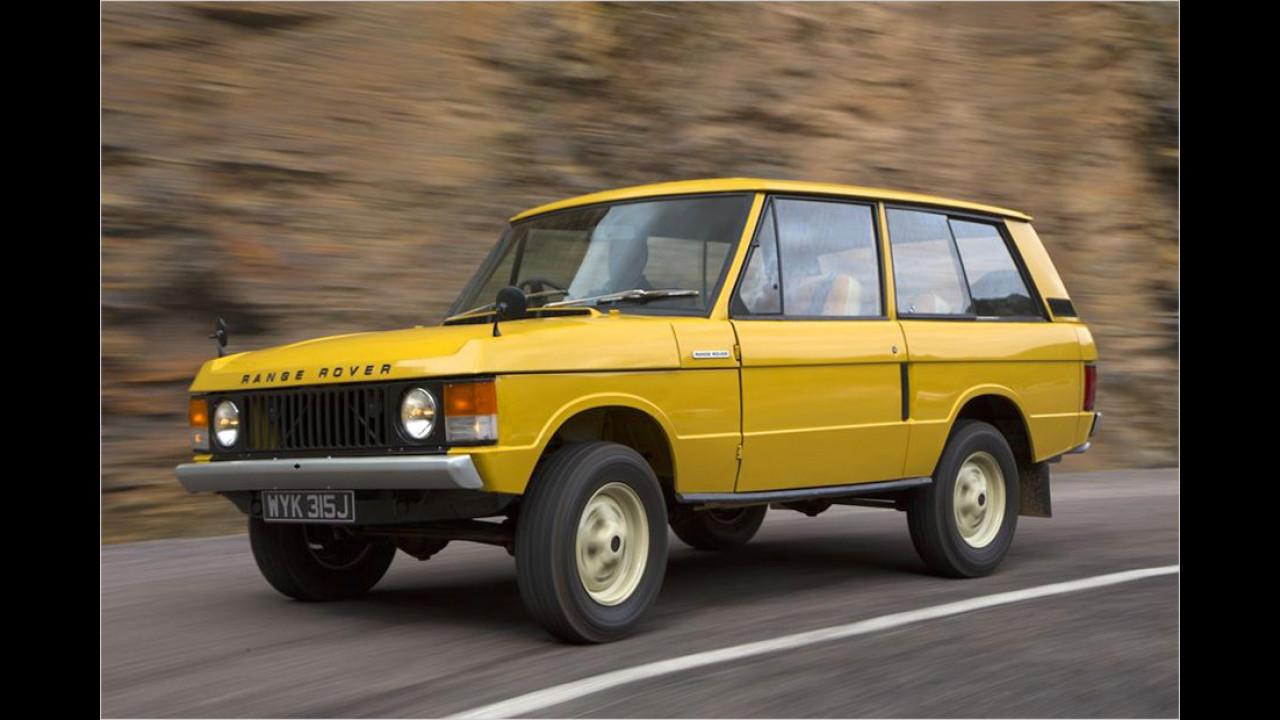 Range Rover (Serie I)