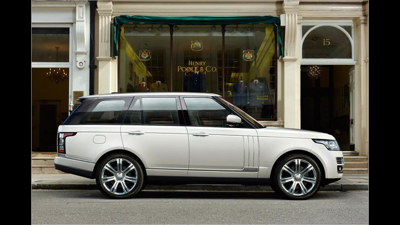 Range Rover Langversion
