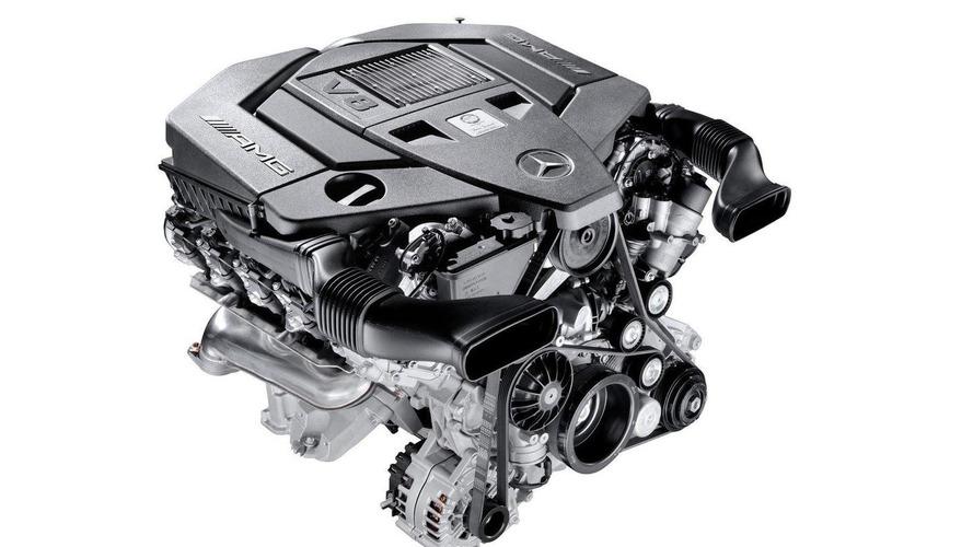 Mercedes-Benz introduces new AMG-developed 5.5 liter V8
