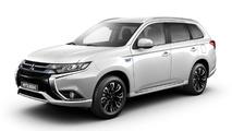 2016 Mitsubishi Outlander PHEV (Euro-spec)