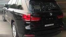Production-ready BMW X5 eDrive spy photo