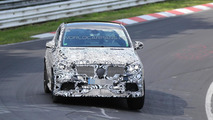 2016 Mercedes-Benz ML 63 AMG Coupe spy photo