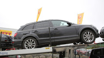 2017 Volkswagen Touareg spy photo