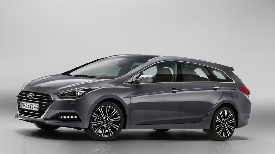 Hyundai i40 facelift revealed for Europe