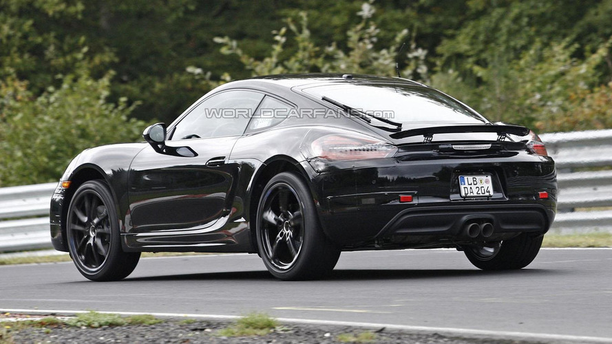 2016 Porsche Boxster and Cayman turbo engine lineup detailed, up to 370 bhp
