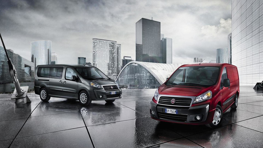 Fiat Scudo successor to be based on the Renault Trafic - report
