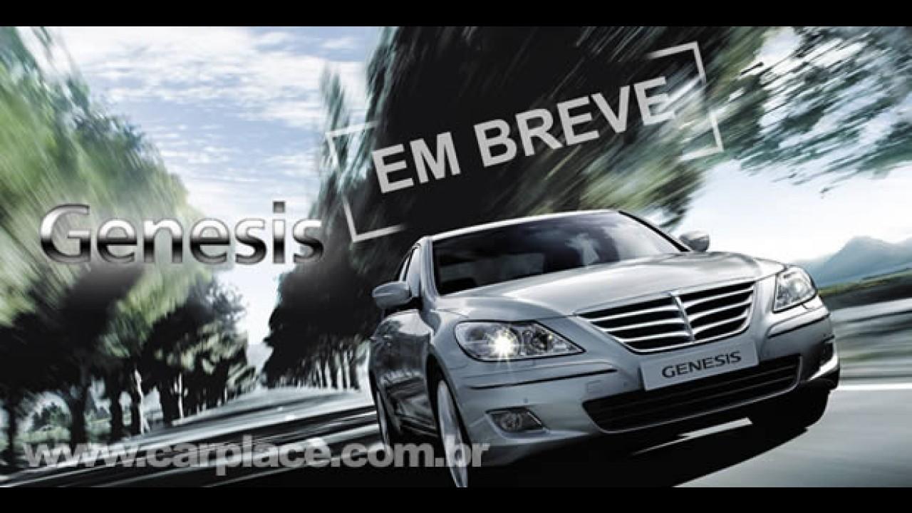 Hyundai Genesis Coupé chega à Argentina por US$ 37 mil