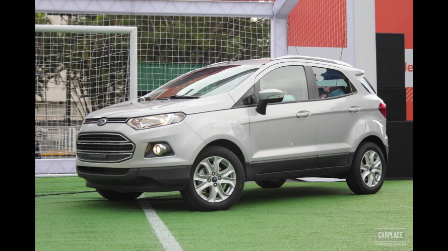 Novo Ford EcoSport custará a partir de R$ 53.490