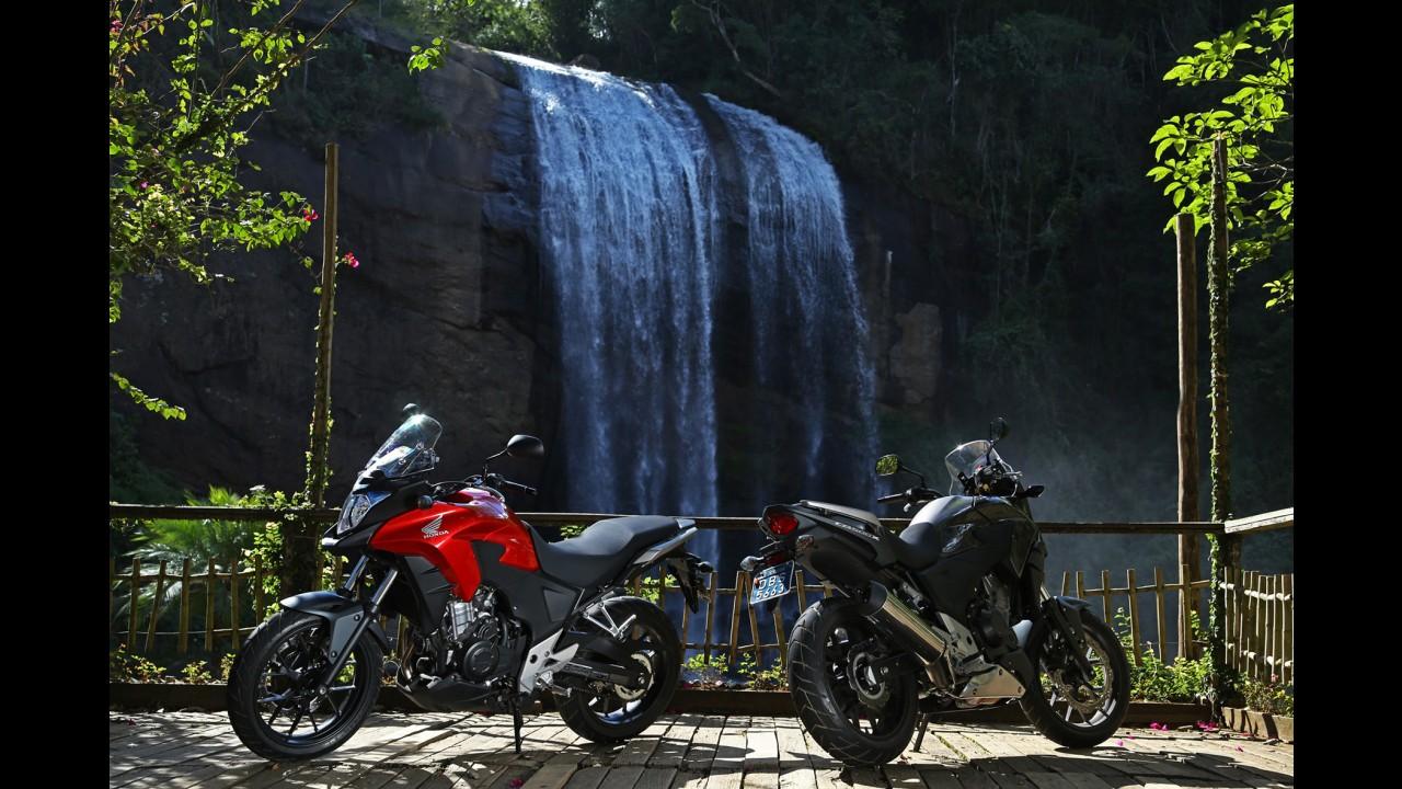 """Volta rápida: Honda CB 500X quer ser sua primeira """"moto grande"""""""