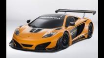 McLaren MP4-12C Can-Am Edition: Versão pronta para corrida será mostrada em Pebble Beach