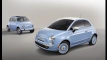 De volta ao passado: Fiat 500 estreará série 1957 Edition no Salão de Los Angeles