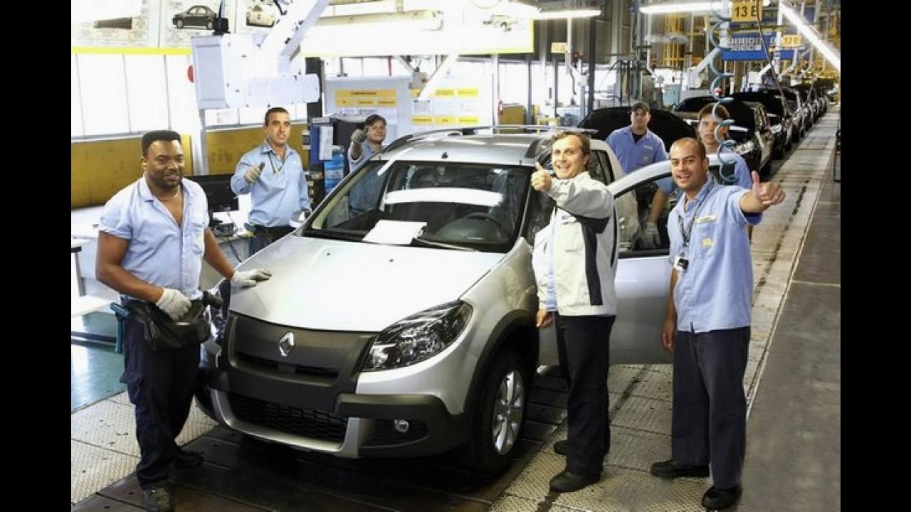 Aliança Renault-Nissan completa 15 anos