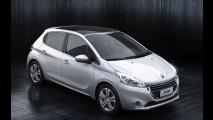 Peugeot mostrará novo 208 e crossover 2008 Concept no Salão do Automóvel