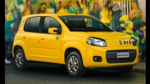 Fiat Uno faz alusão à Copa do Mundo com série especial Rua por R$ 33.590