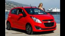 Chevrolet Spark alcança 1 milhão de unidades produzidas na Coreia do Sul