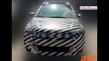 Flagra: SUV compacto Citroën C3-XR é visto sem camuflagem