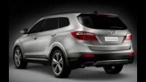 Grupo CAOA deverá fabricar nova geração do Hyundai Santa Fe no Brasil