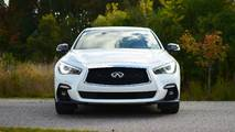 2018 Infiniti Q50 Red Sport 400: Review