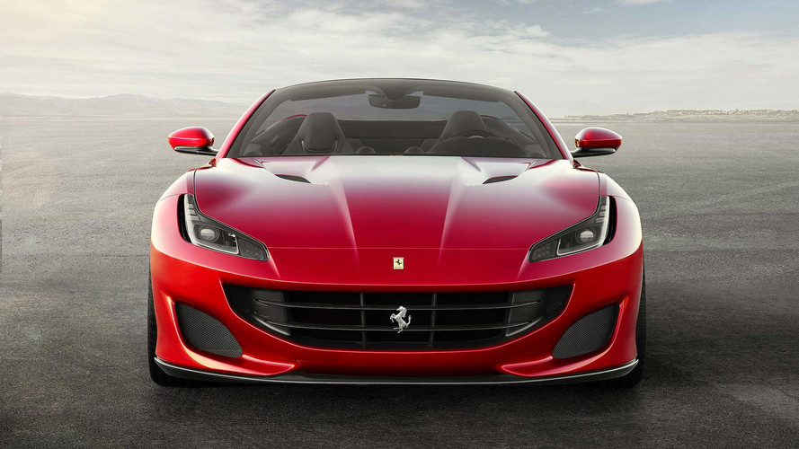 Ferrari unveils its new entry-level model: the Portofino
