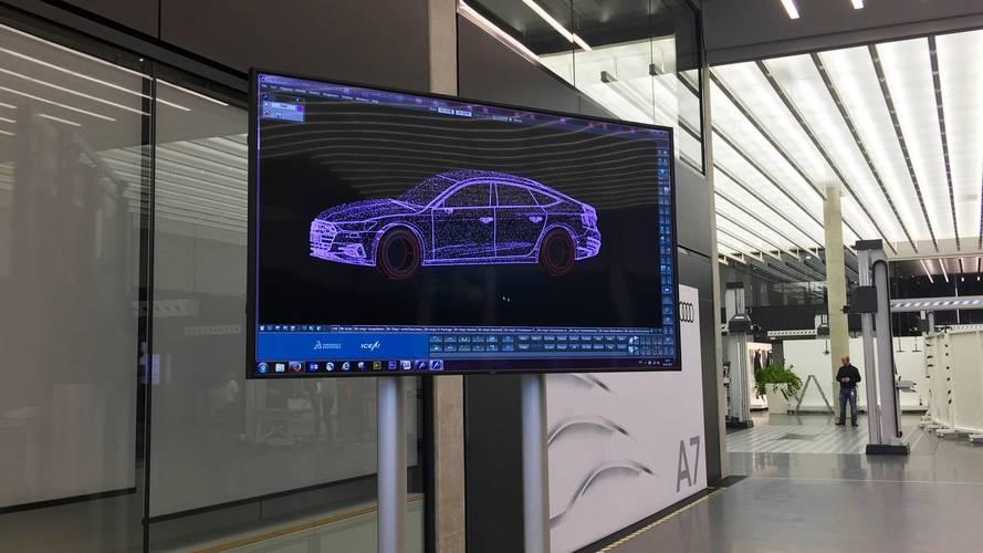 Audi Design Centre