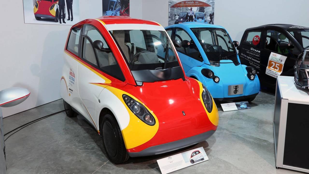 2016 Shell City Car