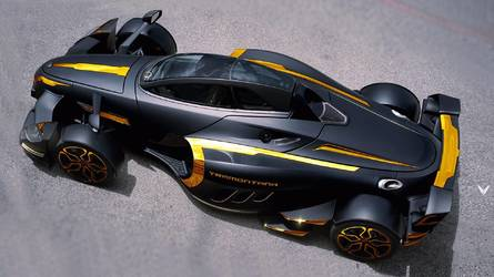 Tramontana y Vilner conciben un superdeportivo inspirado en la F1
