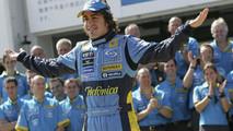 Fernando Alonso y Renault F1