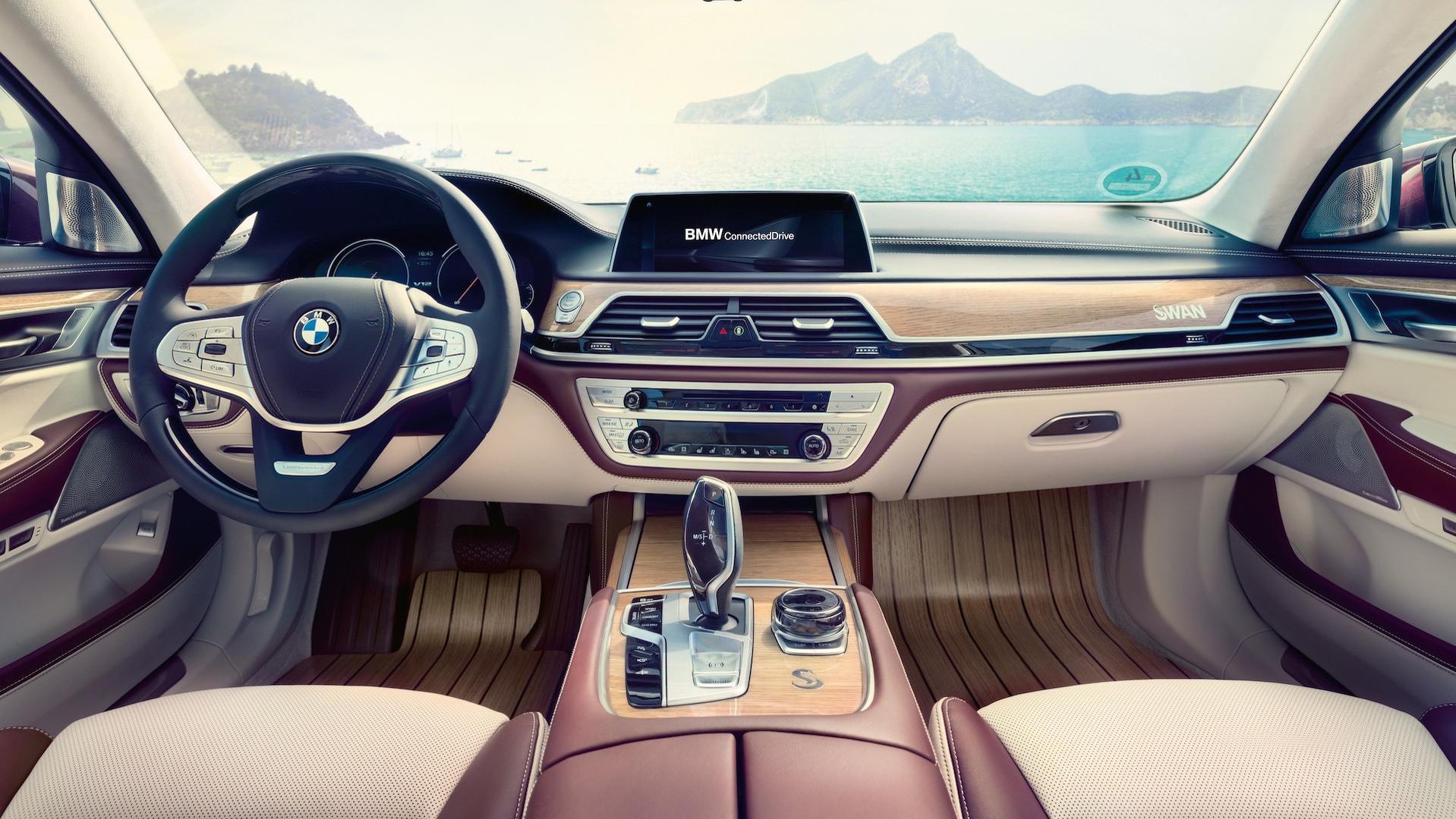 BMW Individual M760Li Inspired By Finnish Yacht Designer