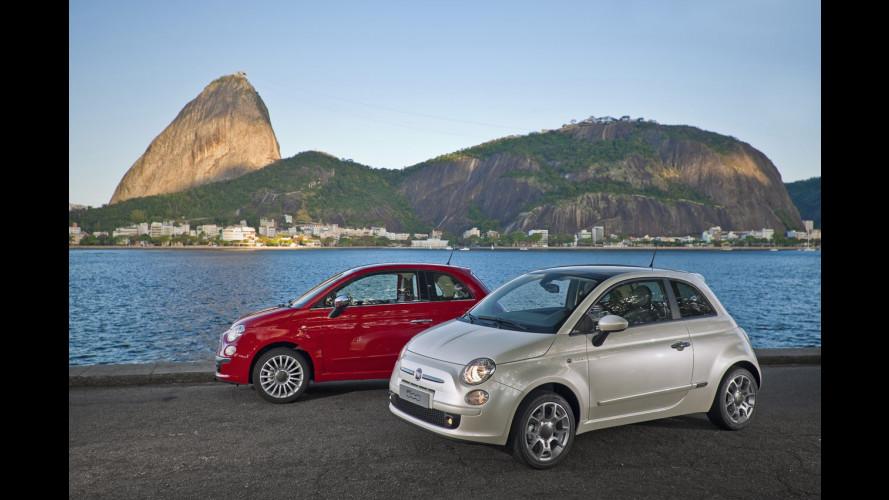 Fiat ancora prima in Brasile, ormai 4° mercato mondiale