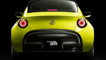 Toyota S-FR concept