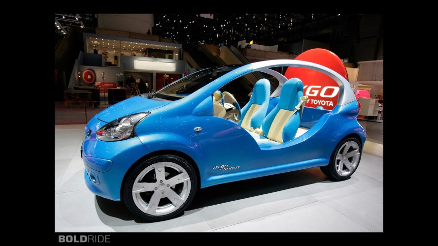Toyota AYGO for Sports Concept