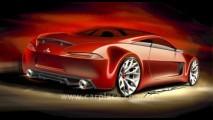 Mitsubishi apresentará o novo Concept-RA no Salão de Detroit