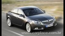 Novo Vectra europeu - Opel apresenta oficialmente o novo sedan Insignia 2009