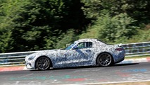 Mercedes-AMG GT Roadster Casus Fotoları