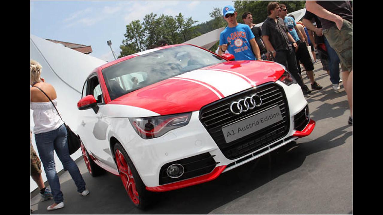 Audi A1 Austria Edition