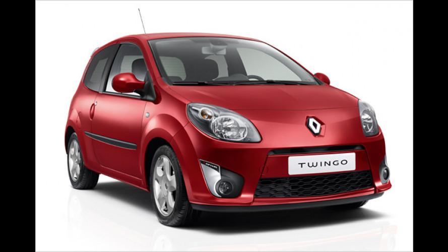 Renault Twingo Rip Curl mit umfangreicher Serienausstattung