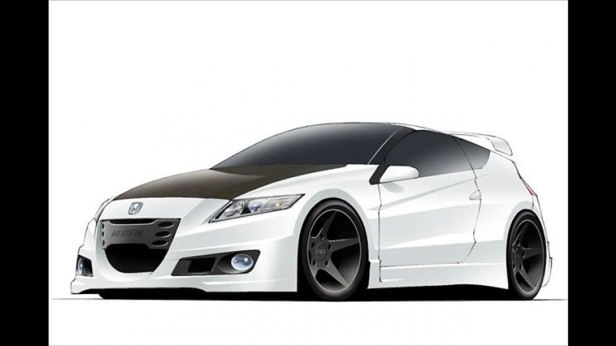 Mugen Euro: Honda-Tuner knöpft sich den CR-Z vor