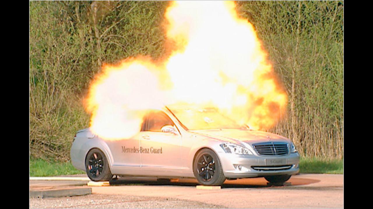 Mercedes-Benz S-Guard