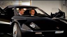 Lancia New Stratos. La prova di Montezemolo