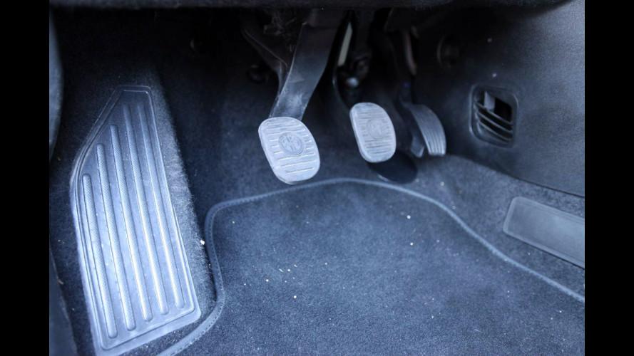 L'acceleratore Fiat: il problema non sussiste