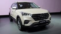 Salão do Automóvel: Hyundai Creta estreia em janeiro com motores 1.6 e 2.0