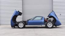 Rod Stewart'ın sahibi olduğu 1971 model Lamborghini Miura